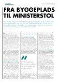 fra byggEplads til miNistErstol - Syddansk Erhvervsskole - Page 2