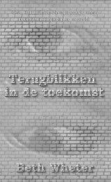 Voorproefje, Terugblikken in de toekomst - Uitgeverij Die Esbron