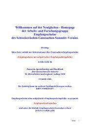 GS Helvetik - Schweizerischer Ganzsachen-Sammler-Verein