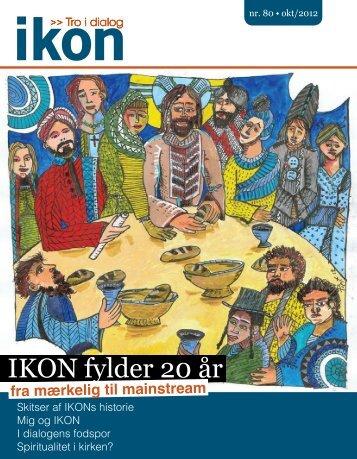 IKON fylder 20 år - IKON - Danmark