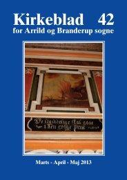 Kirkeblad 42 - Branderup