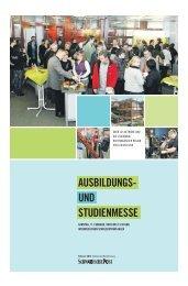Ausbildungs- und Studienplatzmesse Aalen 2012 - Schwäbische Post