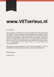 Blok 20 Syllabus (2011) Locomotie - VETserieus.nl