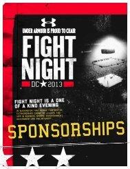 Download information on 2013 sponsorship ... - Fight For Children