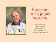 Ragnar Asplund - glesbygdsmedicin