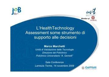 Materiale Didattico Prof. Marchetti
