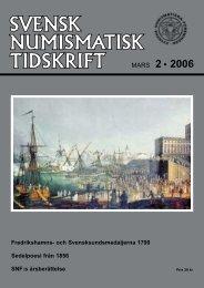 SNT 2/2006 - Svenska Numismatiska Föreningen