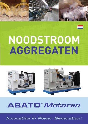stroomaggregaten - ABATO Motoren
