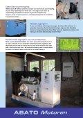 stroomaggregaten - ABATO Motoren - Page 5