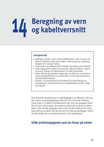 Kapittel 14 etter ny NEK 400:2010 - Nelfo
