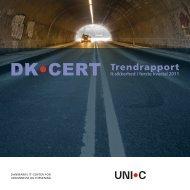 Hent DKCERT's Trendrapport fra første kvartal 2011 (pdf-format)