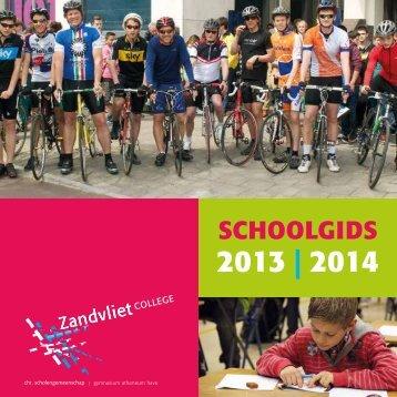 Schoolgids 2013-2014 - Zandvlietcollege