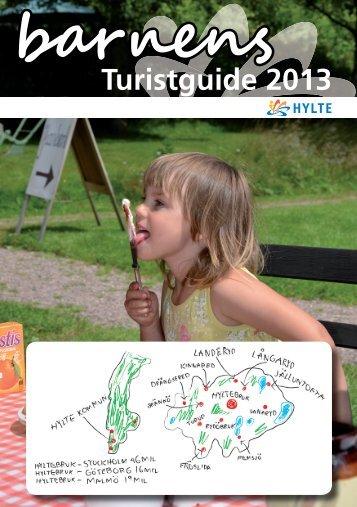 barnens turistguide 2013.indd - Hylte