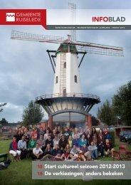 Najaar 2012 - Gemeente Ruiselede