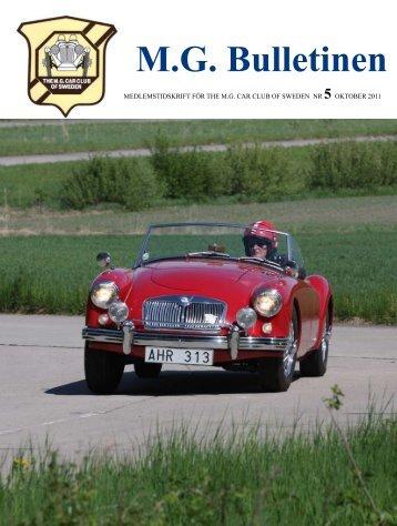 Ladda ner - The MG Car Club