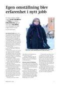 Delresultat 7-2010 Norr - Arbetslivsresurs - Page 3