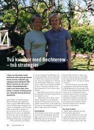 14 Kvinnor och Bechterew - Välkommen till Reumatikertidningens ...