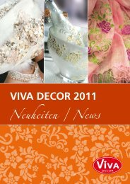 New catalog 2011 for Download - Viva Decor