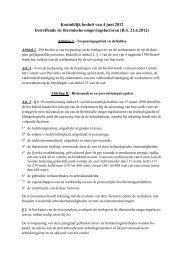 Koninklijk besluit van 4 juni 2012 betreffende de thermische ...