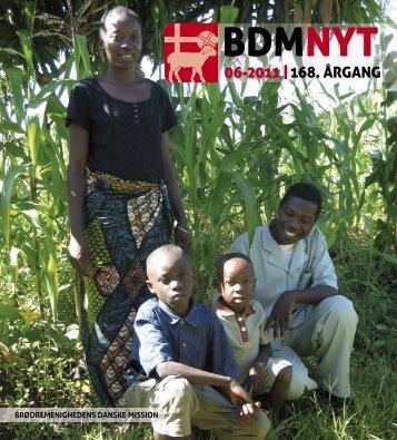 nr. 6/2011 - Brødremenighedens Danske Mission