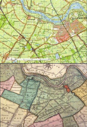 Fietstocht rond het graafschap Culemborg - Voet van Oudheusden