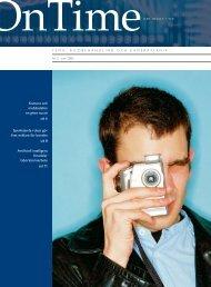 OnTime nr 2 2005 - Combitech.se