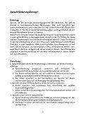 Sprachförderungskonzept - Kindergarten St. Andreas Hecklingen - Seite 4