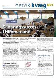 Dansk kvæg nyt nr 05 2009