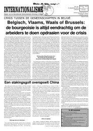 Belgisch, Vlaams, Waals of Brussels - Internationale ...