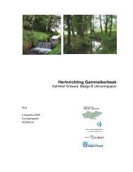 Bijlage B - Landinrichting Saasveld-Gammelke