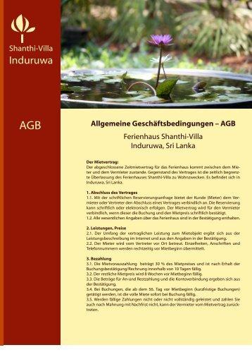 AGB - Shanthi-Villa-Induruwa-Home