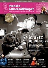 Svenska Läkaresällskapet - InPress