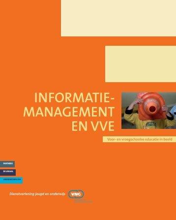informatiemanagement en vve.pdf - Lokale Educatieve Agenda