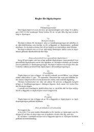 Regler för älgskytteprov - Ålands landskapsregering