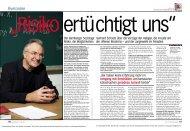 Gerhard Schulze [346 kB] - Dieter Schnaas