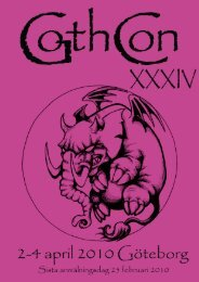 Folder 2010.pmd - GothCon
