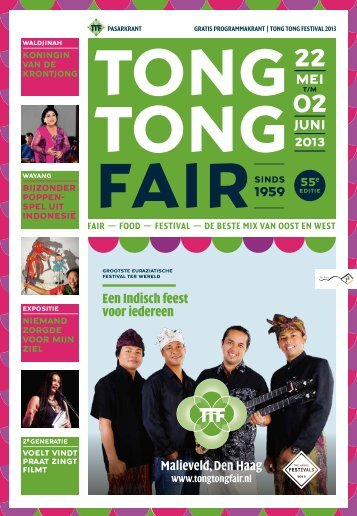 download hier - Tong Tong Fair