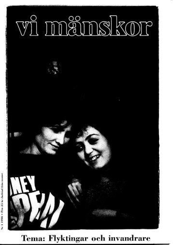 1990/1 - Vi Mänskor