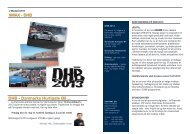 DHB - Danmarks Hurtigste Bil ... VMAX - DHB - Benjamin Media