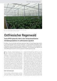 Ostfriesischer Regenwald Turcks Rfid-System BL ident in der