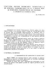 cercetari privind incercarha generatorului de ... - EdituraSilvica.ro