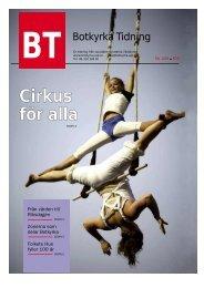 Länk till Botkyrka Tidning 4/2007 i pdf-format - Socialdemokraterna
