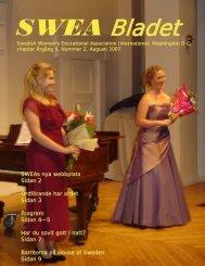 Nr 2/2007 - SWEA International