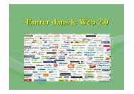 Entrer dans le Web 2.0