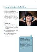 Beskyt din hørelse - Page 7