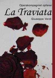 program La Traviata
