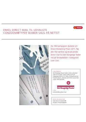 Breve udland - Post Danmark