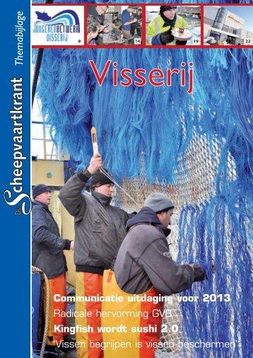 Visserij 2013:Opmaak 1 - De Scheepvaartkrant