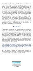 Le risque médical en Endoscopie - SFED - Page 6