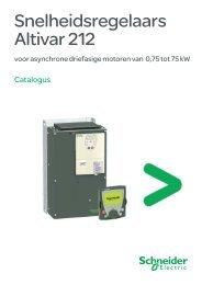 catalogus Altivar 212. - Schneider Electric